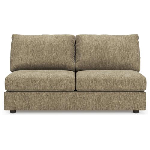 Hoylake Armless Loveseat