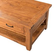 COFFEE TABLE - Honey Tobacco