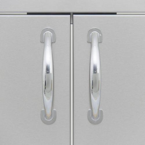 Blaze Grills - Blaze 40 Inch Double Access Door with Paper Towel Holder