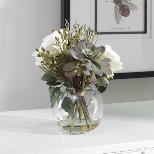 Uttermost - Belmonte Floral Bouquet