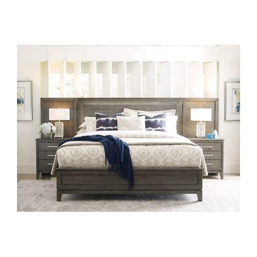 Waller Wall Bed End Panel (1 Set = 1 Carton)