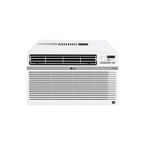 LG - 10,000 BTU Smart wi-fi Enabled Window Air Conditioner