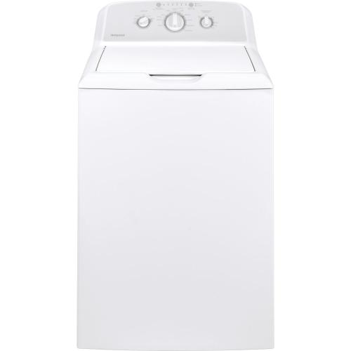 See Details - Hotpoint® 3.8 cu. ft. Capacity Washer with Stainless Steel Basket