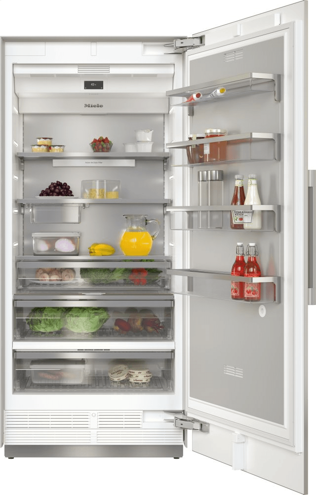 MieleK 2902 Sf - Mastercool™ Refrigerator For High-End Design And Technology On A Large Scale.