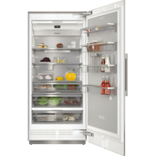 See Details - K 2902 SF - MasterCool™ refrigerator For high-end design and technology on a large scale.