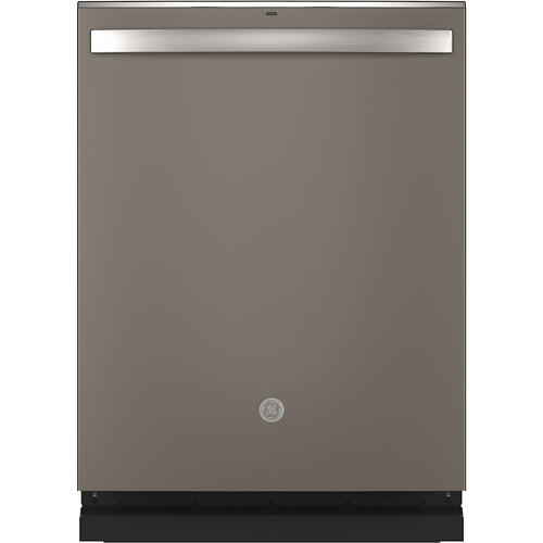 GE® 5.5 cu. ft. (IEC) Capacity Washer with FlexDispense Diamond Grey - GTW720BPNDG