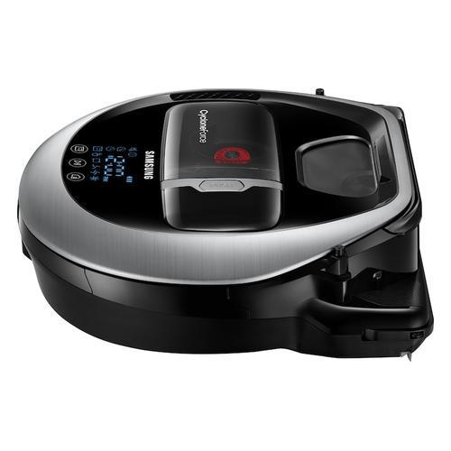 POWERbot™ R7260 Pet Plus Robot Vacuum in Pure Silver