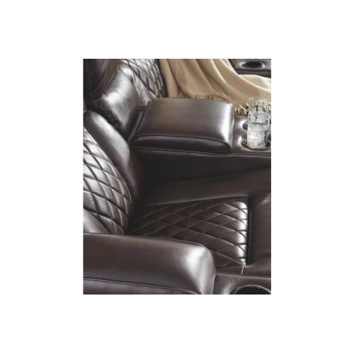 Gallery - Pwr Rec Sofa With Adj Headrest