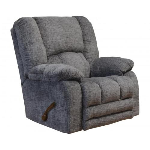 Power Wall Hugger Recliner w/Extended Ottoman