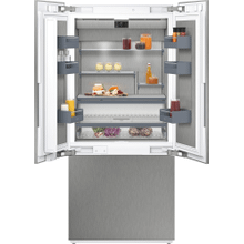 400 Series Vario Fridge-freezer Combination 36''