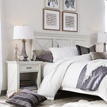 Bay Lodge Queen Headboard and Nightstand