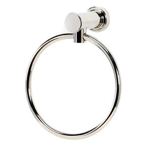 Infinity Towel Ring A8740 - Polished Nickel