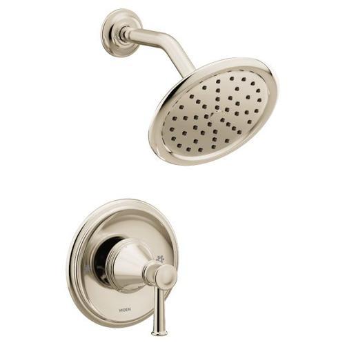Belfield polished nickel posi-temp® shower only