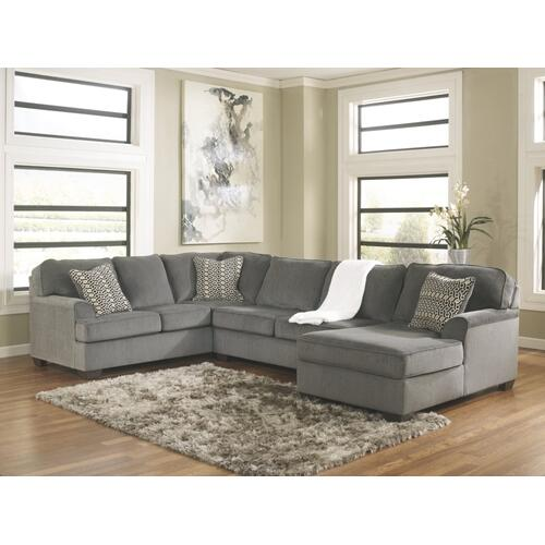 Loric 3-piece Sectional With Chaise