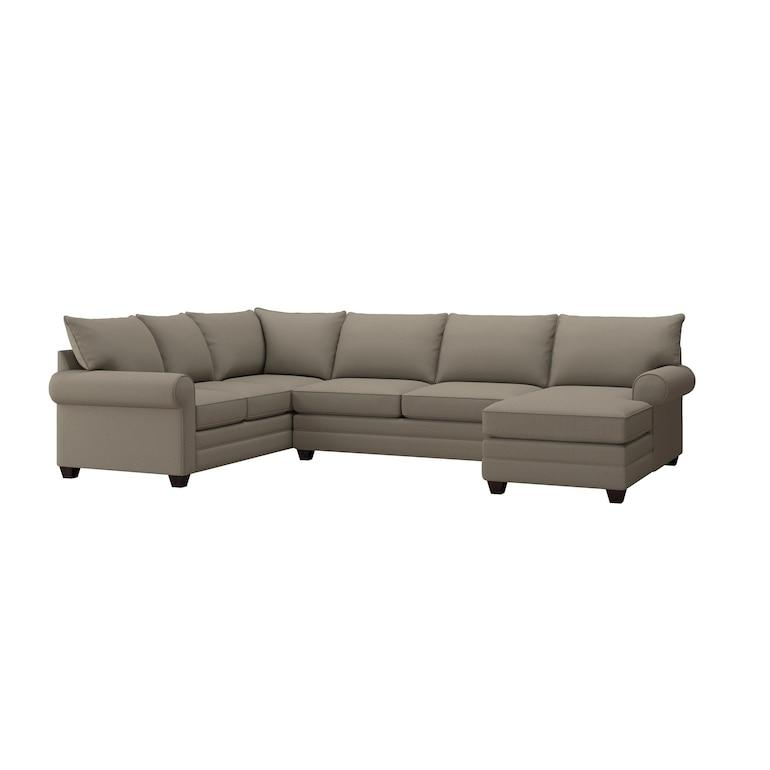 Fog Alexander U-Shaped Sectional
