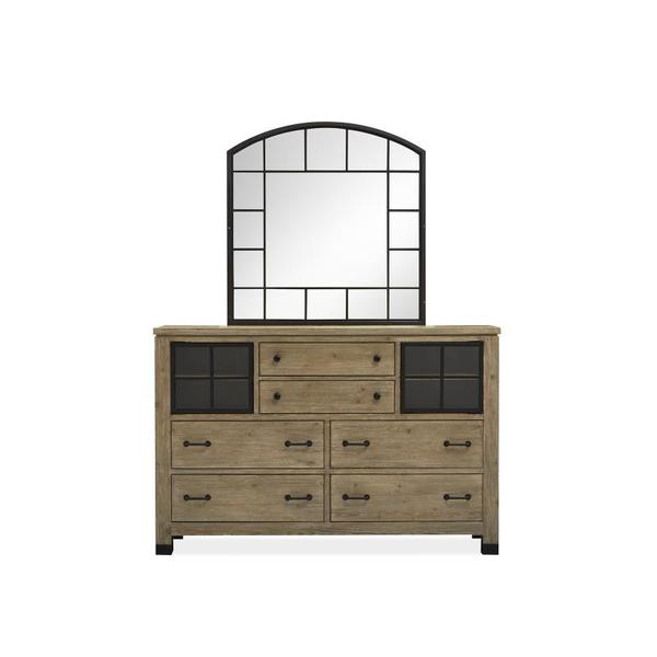 See Details - Shaped Mirror