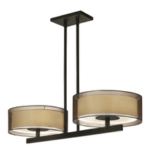 Puri 2-Light Bar Pendant
