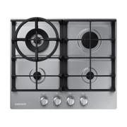 "24"" Gas Cooktop in Stainless Steel Product Image"
