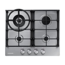 """See Details - 24"""" Gas Cooktop in Stainless Steel"""