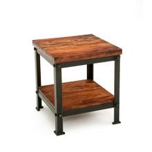 Steel Traditions - Dillon Square End Table