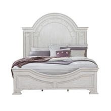 Glendale Estates King / California King Transom Panel Bed Headboard