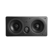 "See Details - Disappearing In-Wall Series Dual 5.25"" L/C/R Loudspeaker"