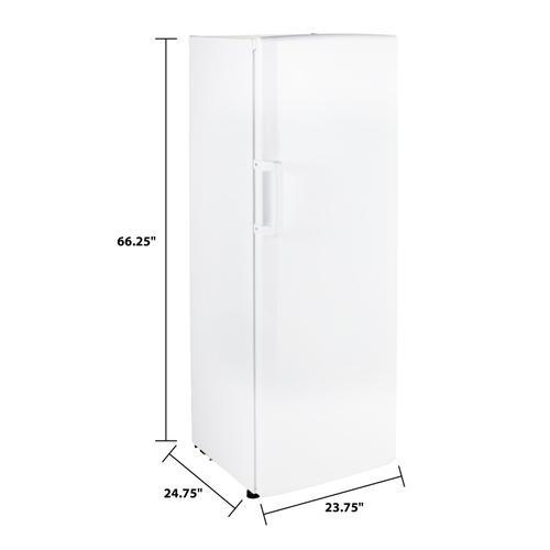 Avanti - 9.3 cu. ft. Vertical Freezer
