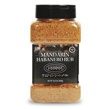 Louisiana Grills 16.5 oz Mandarin Habanero