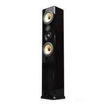 S1.8 Single Tall Bookshelf Speaker in Black Gloss