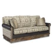 Cameron Queen Sleeper Sofa - Linen Product Image