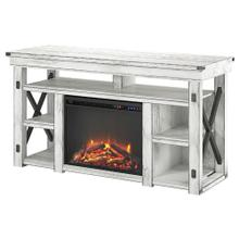 Ameriwood Home Broadmore Fireplace TV Stand for Tvs Up To 60