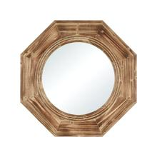 See Details - Painted Desert Wall Mirror