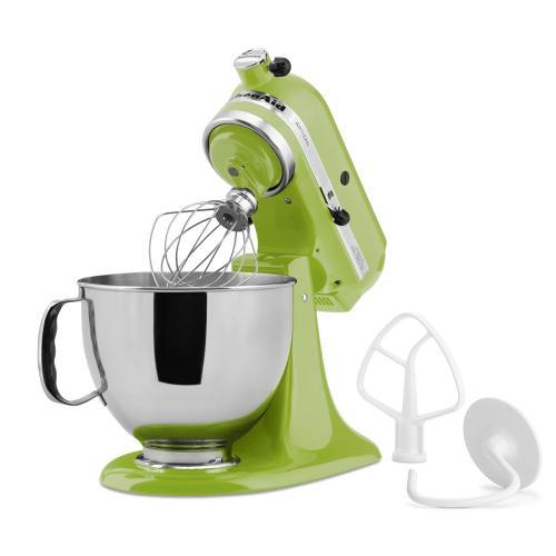 Product Image - Artisan® Series 5 Quart Tilt-Head Stand Mixer - Green Apple