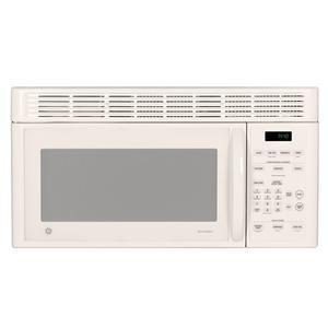 GE Spacemaker® 1.4 Cu. Ft. Capacity, 950 Watt Over-the-Range Microwave Oven with Recirculating Venting
