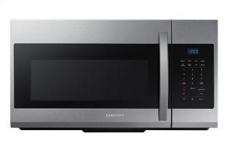 ME17R7011 Over-the-Range Microwave with New Door and Handle Design