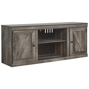"""Ashley FurnitureSIGNATURE DESIGN BY ASHLEYWynnlow 60"""" TV Stand"""