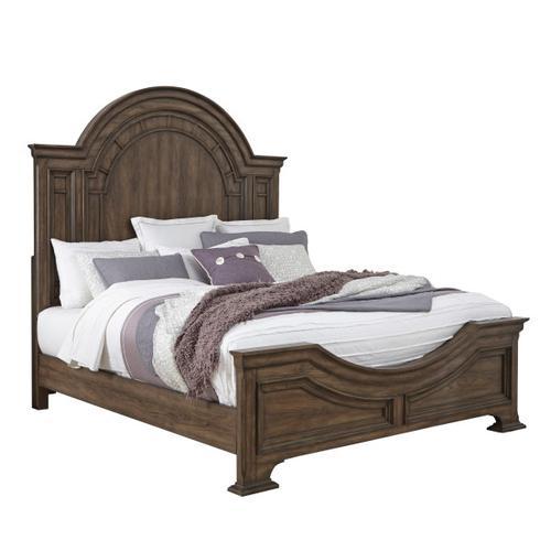 Pulaski Furniture - Glendale Estates King / California King Footboard and Slats