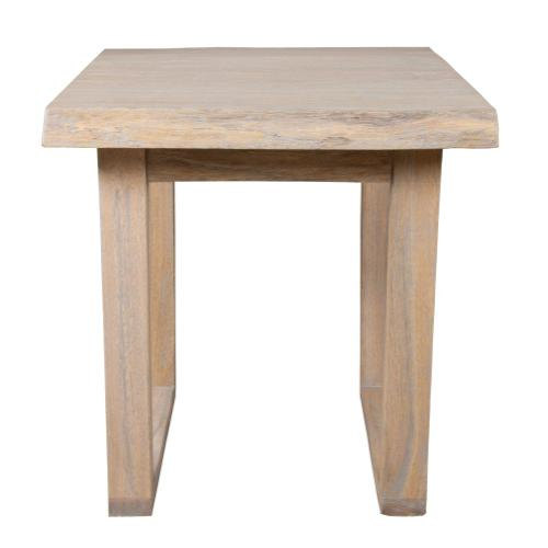 Lamp Table, Available in Hampton Brown or Hampton Grey Finish.