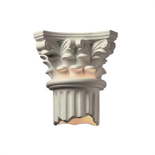 Corinthian Column - Open Bottom