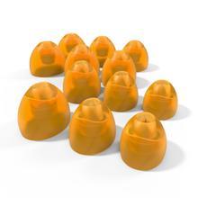 See Details - Oval Ear Tips - T5 II True Wireless Earphones - Papaya