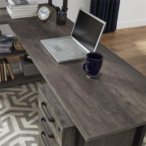 Desk Top and End Panel