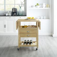 BRISTOL DOUBLE DROP LEAF KITCHEN CART