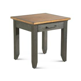 Bear Creek Brown End Table