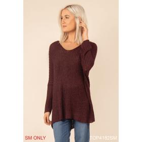 Paisley Park Sweater - S/M (4 pc. ppk.)