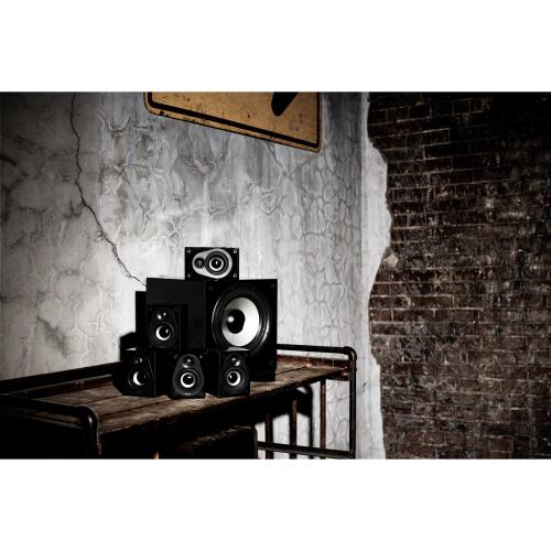 Energy Speakers - RC-Micro 5.1 Home Theater System