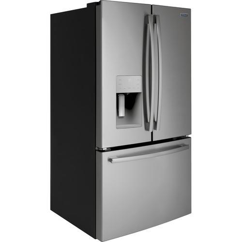 Crosley - Crosley Bottom Mount Refrigerator - Stainless Steel