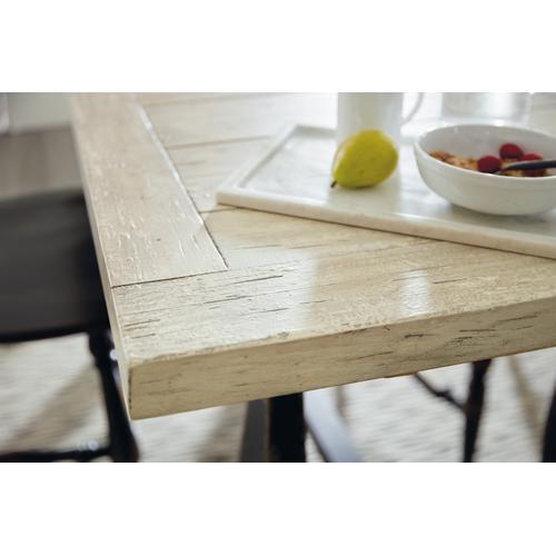 Ciao Bella Friendship Table- Flaky White/Black