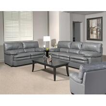 STETSON DOVE GREY LOVESEAT