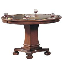 See Details - Bellagio Flip Top Dining & Game Table
