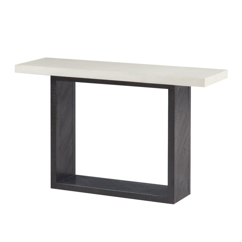 Wyckoff Mixed Console Table